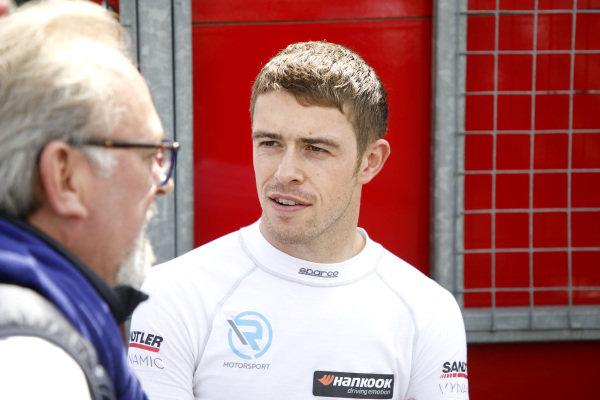 Paul Di Resta, R-Motorsport.
