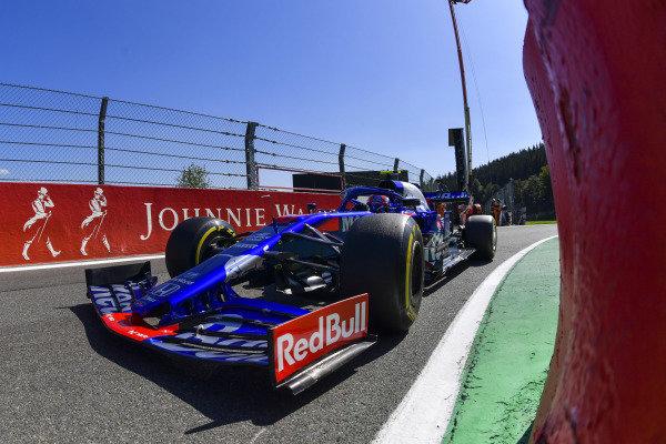 Pierre Gasly, Toro Rosso STR14