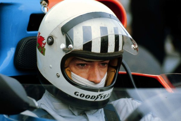 1976 Dutch Grand Prix.Zandvoort, Holland.27-29 August 1976.Tom Pryce (Shadow DN8A Ford) 4th position.World Copyright - LAT Photographic