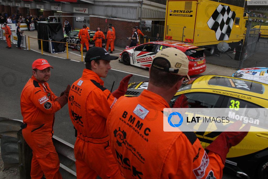 Round 1 - Brands Hatch, Kent