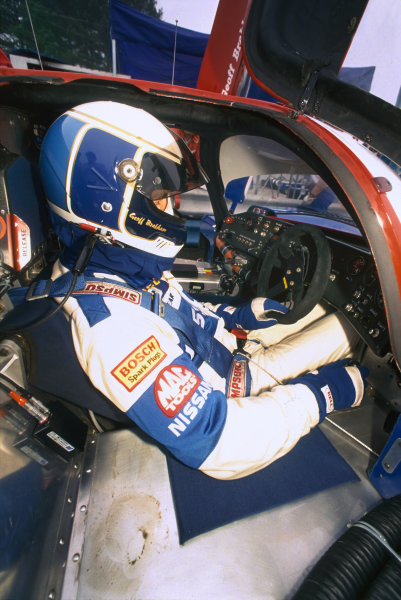 Sebring 12 Hours, Florida, USA. 16th March 1991. Rd 3.