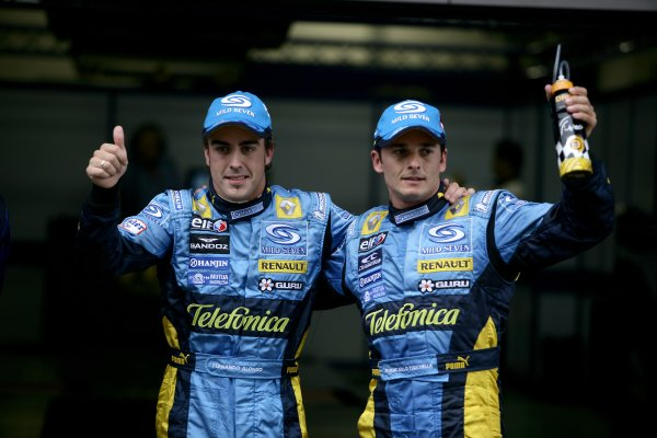 2006 Chinese Grand Prix - Saturday Qualifying