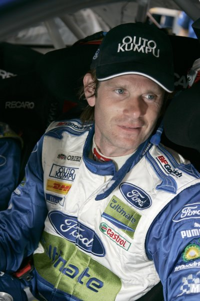 2007 FIA World Rally ChampionshipRound 4Rally Mexico 20078th-11th March 2007Marcus Gronholm, Ford, Portrait.Worldwide Copyright: McKlein/LAT