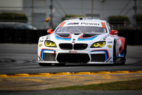 5-8 January, 2017, Daytona Beach, Florida USA 24, BMW, BMW M6, GTLM, John Edwards, Martin Tomczyk, Nicky Catsburg, Kuno Wittmer ©2017, Barry Cantrell LAT Photo USA