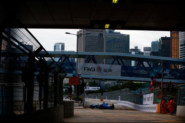 Suzuka Circuit, Japan. Sunday 09 October 2016. Nico Prost (8, Renault e.dams) World Copyright: Zak Mauger/LAT Photographic ref: Digital Image _X0W1751