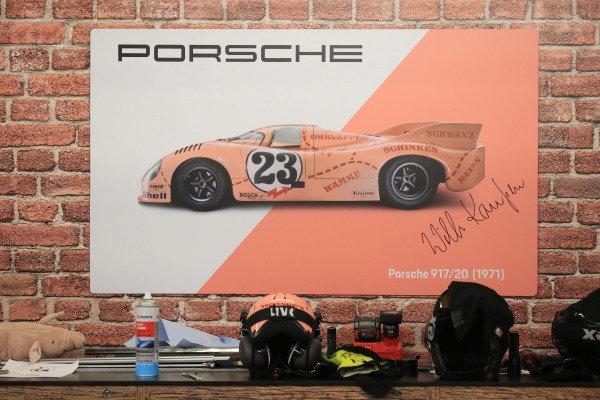 Porsche Pink Pig