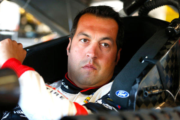 NASCAR XFINITY Series American Ethanol E15 250 presented by Enogen Iowa Speedway, Newton, IA USA Friday 23 June 2017 Sam Hornish Jr, Discount Tire Ford Mustang World Copyright: Russell LaBounty LAT Images