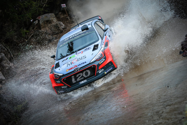 2016 FIA World Rally Championship, Round 03, Rally Mexico, March 3-6, 2016 Thierry Neuville, Hyundai, action Worldwide Copyright: McKlein/LAT