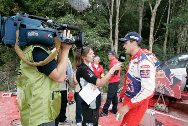 Round 10Rally Australia 3rd-6th September  2009Dani Sordo, Citroen WRC, Portrait.Worldwide Copyright: McKlein/LAT