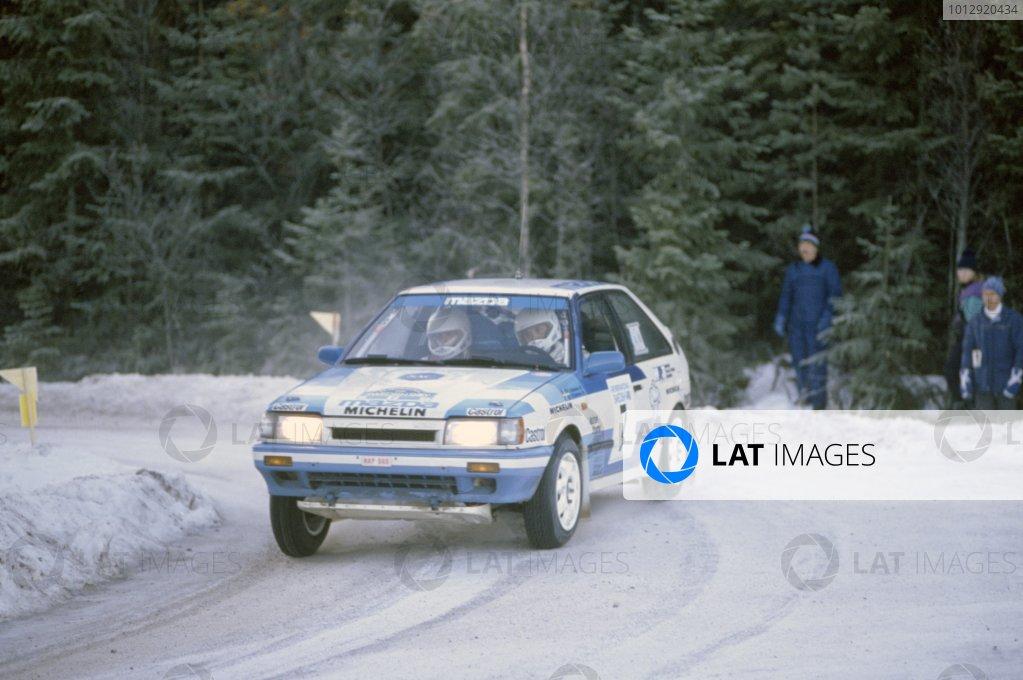 1989 World Rally Championship.