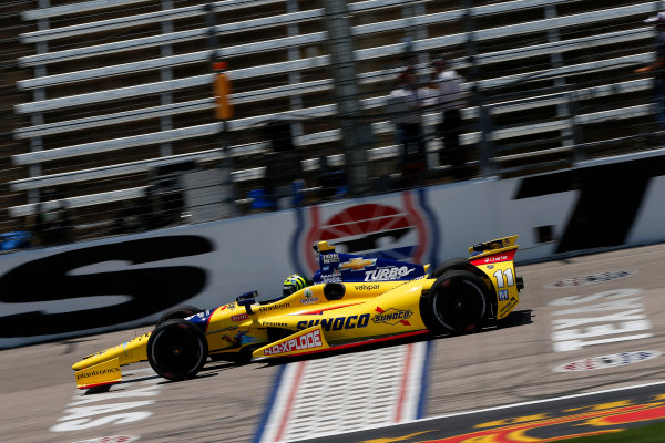 7-8 June, 2013, Fort Worth, Texas USA Tony Kanaan ©2013, Lesley Ann Miller LAT Photo USA