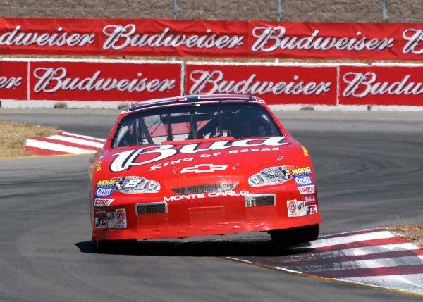 2003 NASCAR-Infinion Raceway,Sonoma Ca. USA- Dale Earnhardt Jr.World Copyright -RobertLeSieur ,June,2003LAT Photographic-ref: digital image