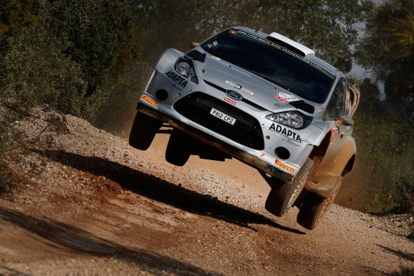 FIA World Rally Championship, Rd4, Rally de Portugal, Preparations and Shakedown, Algarve Portugal, 2 April 2014.
