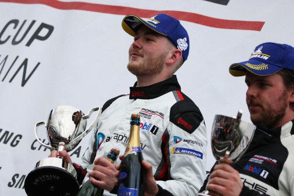 Dan Vaughan, Porsche