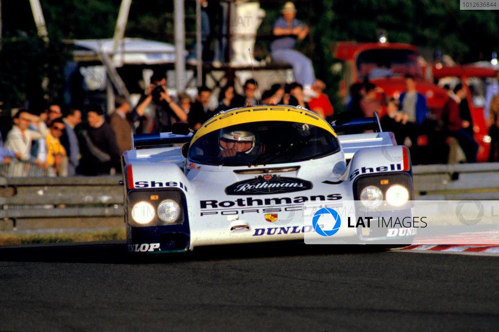 1983 Le Mans 24 hours.