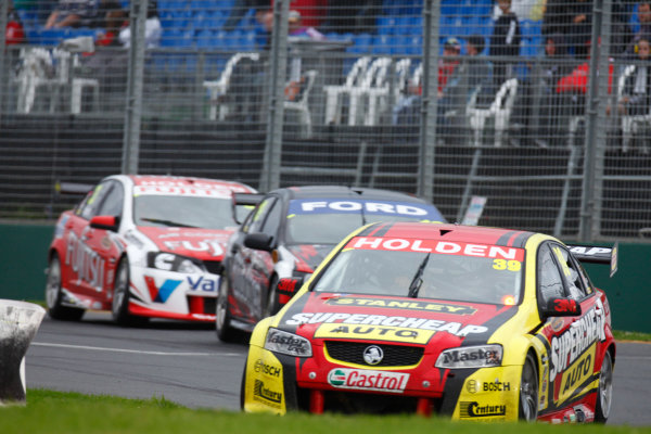 Albert Park Melbourne, Australia. 24th - 37th March.Russell Ingall, (Nemo Racing Pty Ltd). Action. World Copyright: LAT PhotographicRef: _AS5D6841 jpg