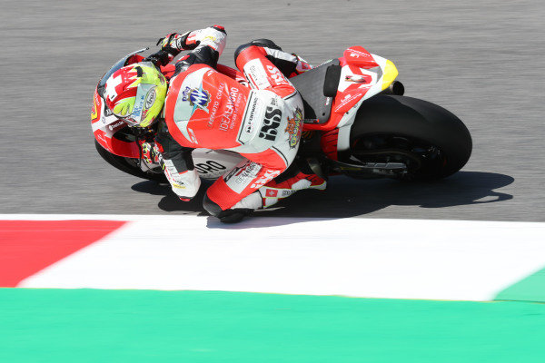 Dominique Aegerter, Forward Racing.