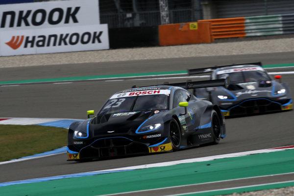 Daniel Juncadella, R-Motorsport, Aston Martin Vantage AMR.
