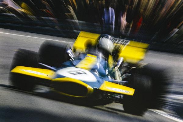 Tim Schenken, Brabham BT33 Ford.