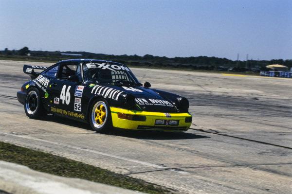 James Nelson / Bruce Harrison / John Drew / Rob Collings, Porsche 911 Carrera RS Cup.