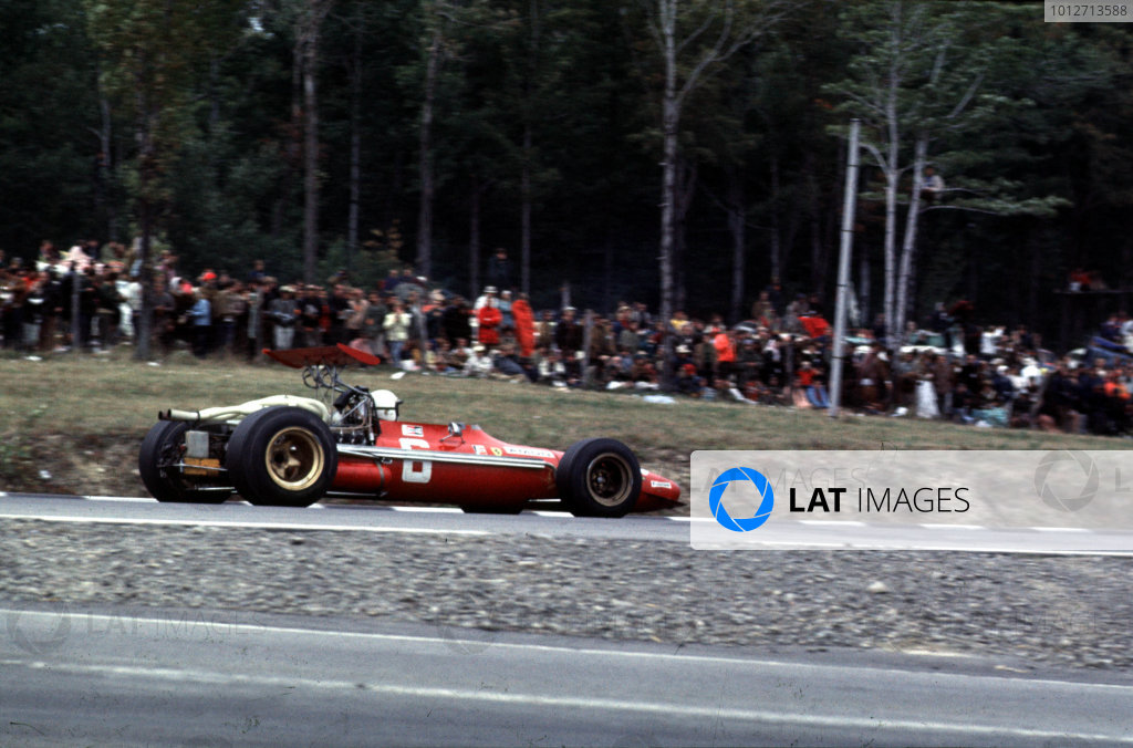 1968 United States Grand Prix : 1968 Photo