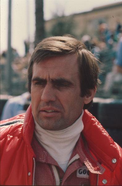 Formula 1 World Championship.Carlos Reutemann.World - LAT Photographic