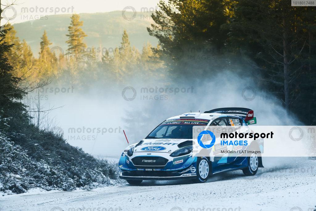 Esapekka Lappi (FIN), M-Sport Ford WRT, Ford Fiesta RS WRC 2020