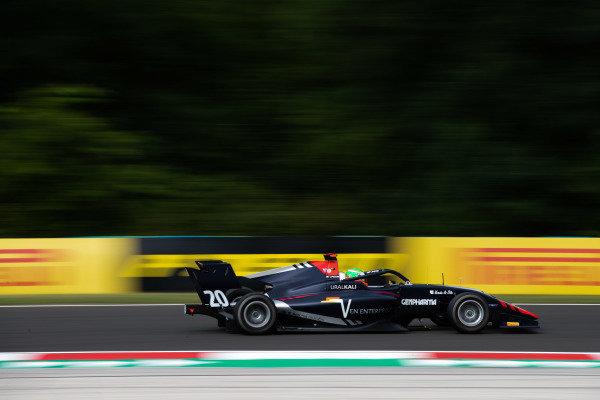 HUNGARORING, HUNGARY - AUGUST 02: Leonardo Pulcini (ITA, Hitech Grand Prix) during the Hungaroring at Hungaroring on August 02, 2019 in Hungaroring, Hungary. (Photo by Joe Portlock / LAT Images / FIA F3 Championship)