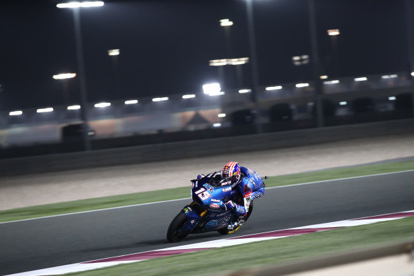 Joe Roberts, Moto2, Qatar MotoGP, 26 March 2021