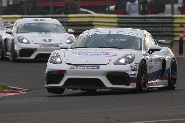 Paul Donkin - Redline Racing Caymen GT4
