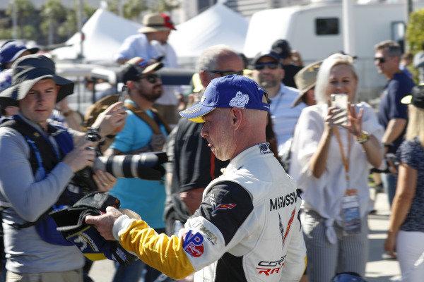#3 Corvette Racing Corvette C7.R, GTLM: Jan Magnussen,