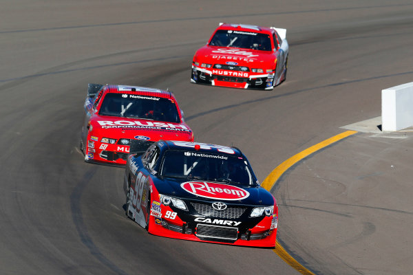 7-8 November, 2014, Avondale, Arizona USA James Buescher and Chris Buescher ?2014, Russell LaBounty LAT Photo USA