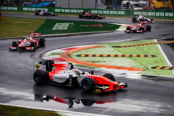 2017 FIA Formula 2 Round 9. Autodromo Nazionale di Monza, Monza, Italy. Saturday 2 September 2017. Jordan King (GBR, MP Motorsport).  Photo: Zak Mauger/FIA Formula 2. ref: Digital Image _56I7762