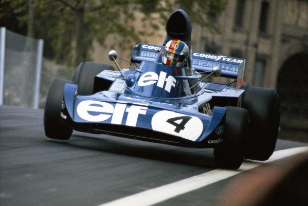 François Cevert, Tyrrell 006 Ford.