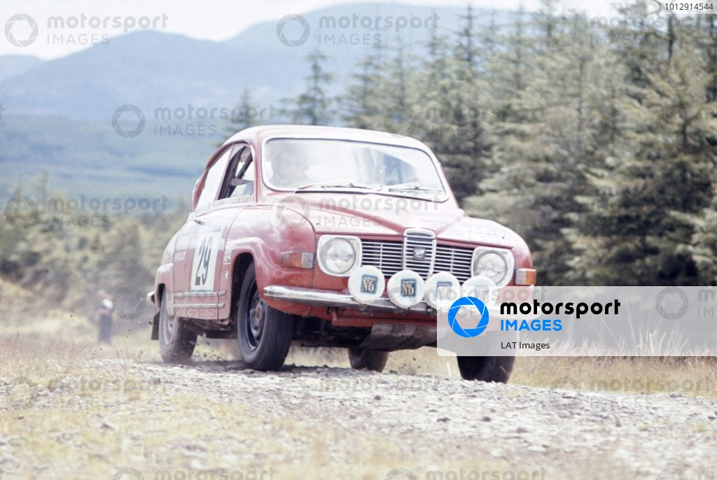 1973 British Rally Championship.