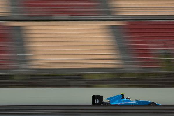 2016 Barcelona Testing. Circuit de Catalunya, Barcelona, Spain. Thursday 21st April. Richard Gonda (SVK, Jenzer Motorsport). Action.  World Copyright: Alastair Staley/LAT Photographic. ref: Digital Image 585A7900