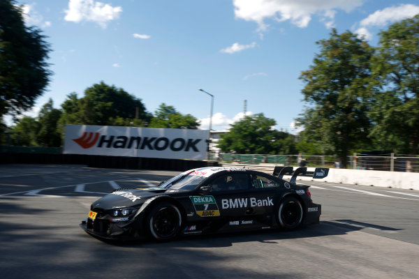 2017 DTM Round 4 Norisring, Nuremburg, Germany Friday 30 June 2017. Bruno Spengler, BMW Team RBM, BMW M4 DTM World Copyright: Alexander Trienitz/LAT Images ref: Digital Image 2017-DTM-R4-NOR-AT2-0666