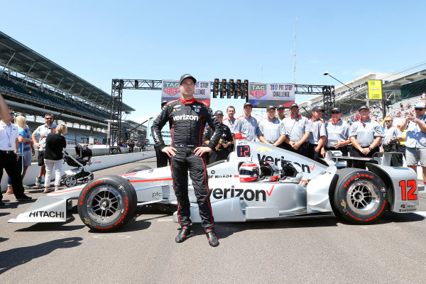 Indy 500 Carb Day