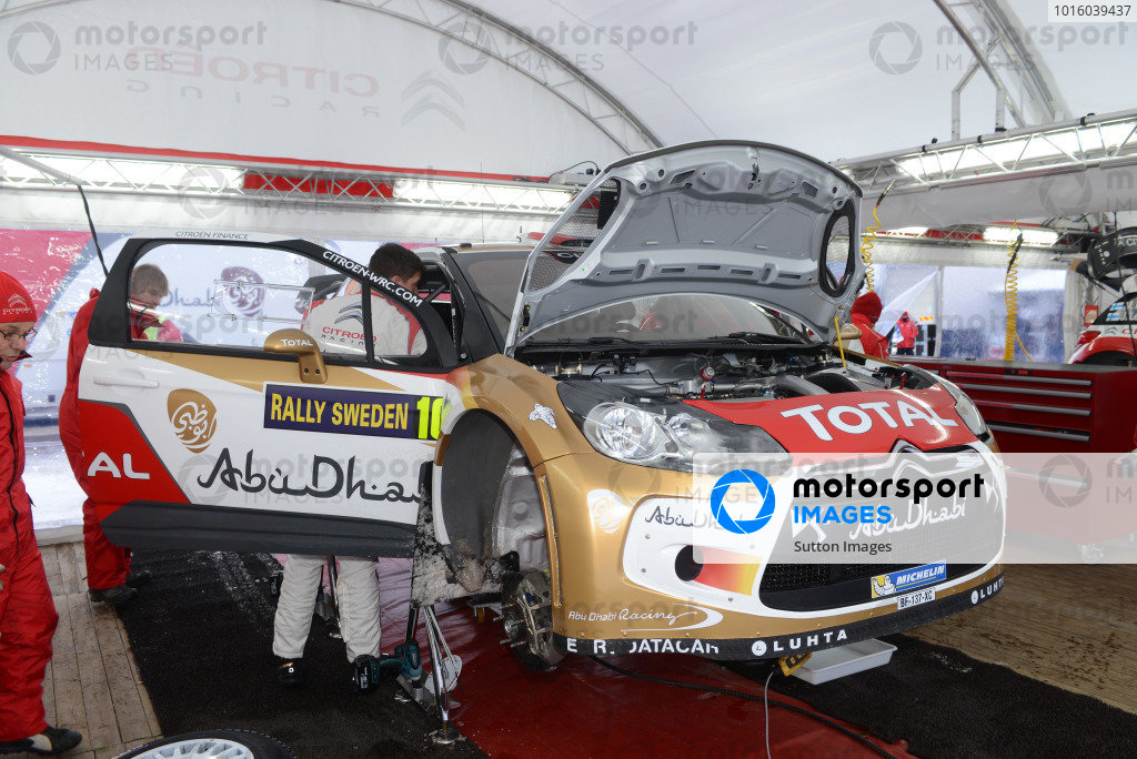 2013 FIA World Rally Championship