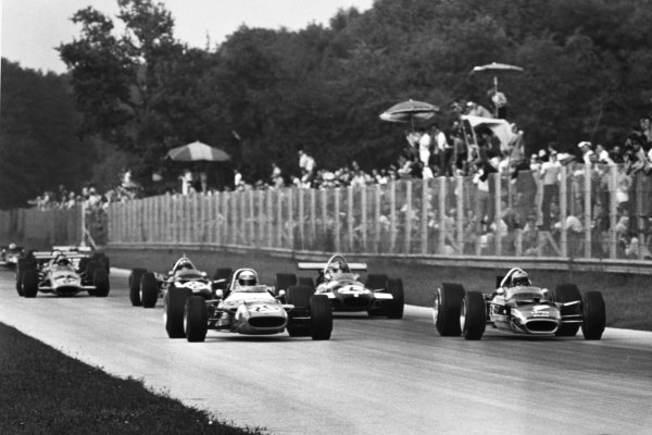 Monza, Italy. 7 September 1969.