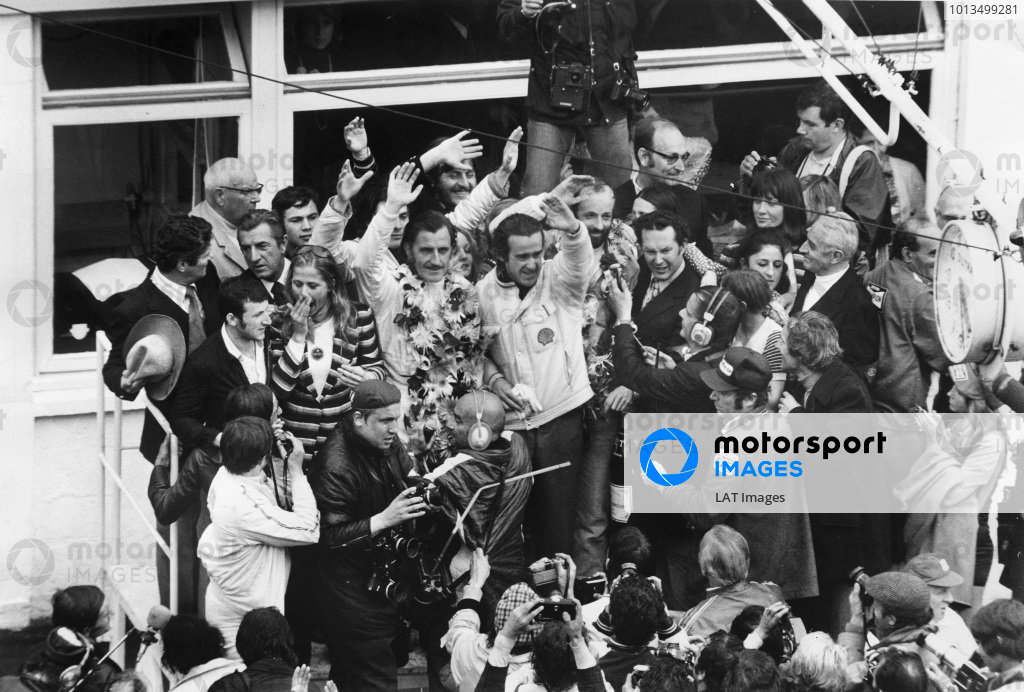 1972 Le Mans 24 hours.