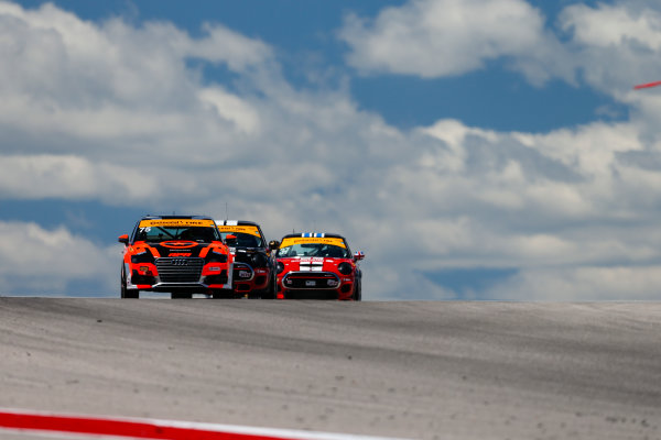 IMSA Continental Tire SportsCar Challenge Advance Auto Parts SportsCar Showdown Circuit of The Americas, Austin, TX USA Thursday 4 May 2017 75, Audi, Audi S3, ST, Roy Block, Pierre Kleinubing World Copyright: Jake Galstad LAT Images