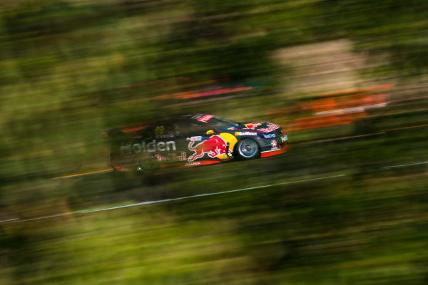 2017 Supercars Championship Round 6.  Darwin Triple Crown, Hidden Valley Raceway, Northern Territory, Australia. Friday June 16th to Sunday June 18th 2017. Jamie Whincup drives the #88 Red Bull Holden Racing Team Holden Commodore VF. World Copyright: Daniel Kalisz/LAT Images Ref: Digital Image 160617_VASCR6_DKIMG_1761.JPG