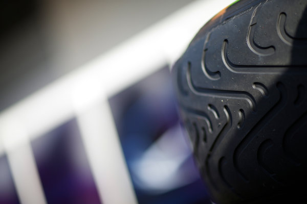 Red Bull Ring, Spielberg, Austria. Friday 19 June 2015. Tyres. World Copyright: Alastair Staley/LAT Photographic. ref: Digital Image _R6T0855