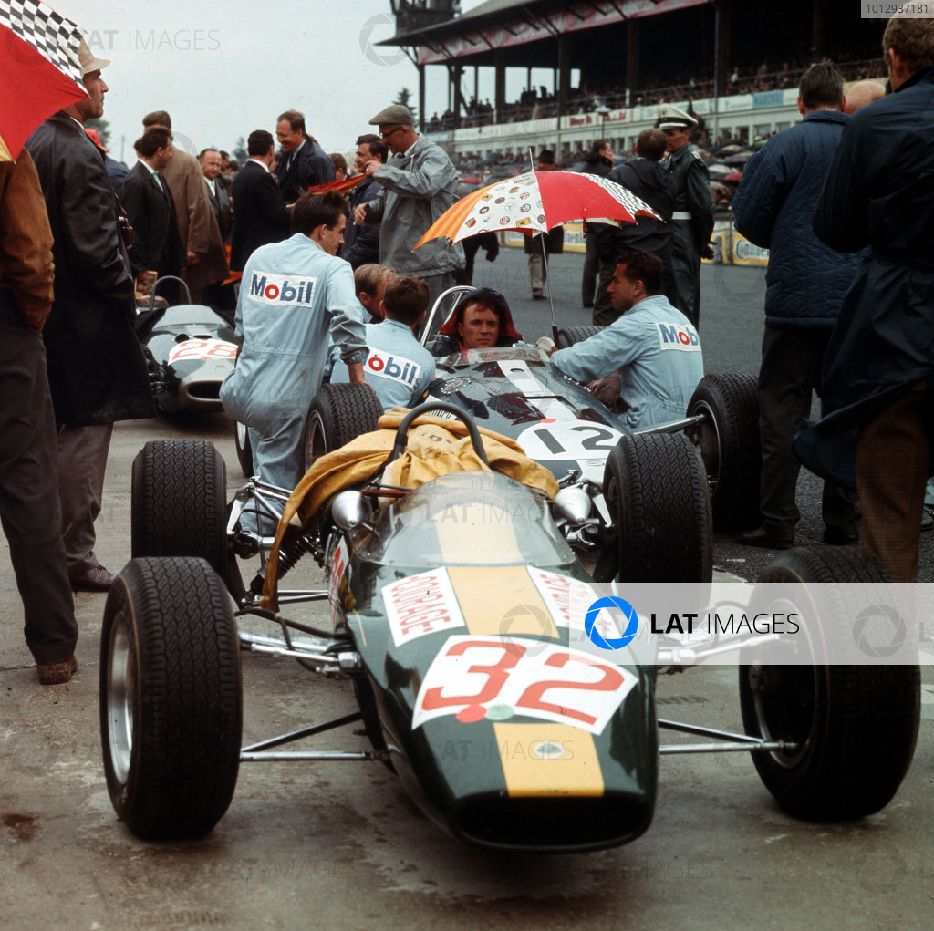 Nurburgring, Germany. 5-7 August 1966.