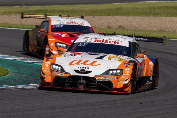 Yuhi Sekiguchi & Sho Tsuboi, TGR Team au TOM'S, Toyota GR Supra GT500, 3rd in GT500