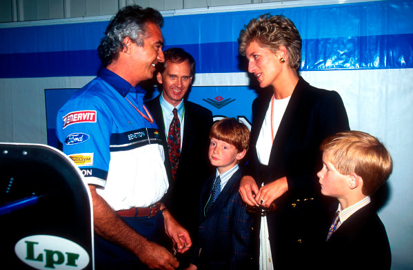1994 British Grand Prix.