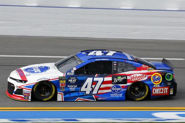 #47: Ryan Preece, JTG Daugherty Racing, Chevrolet Camaro Kroger.com