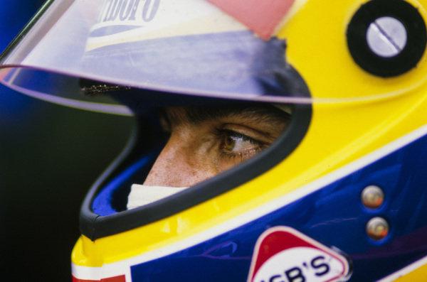 Michele Alboreto.