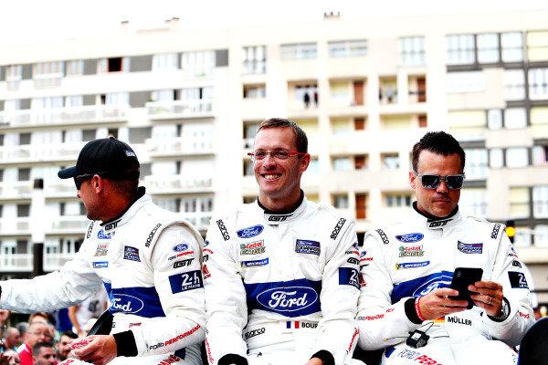 #68 Ford Chip Ganassi Racing, Ford GT - Joey Hand, Dirk Muller, Sebastien Bourdais